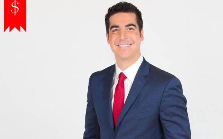 Wealthy Fox News host Jesse Watters