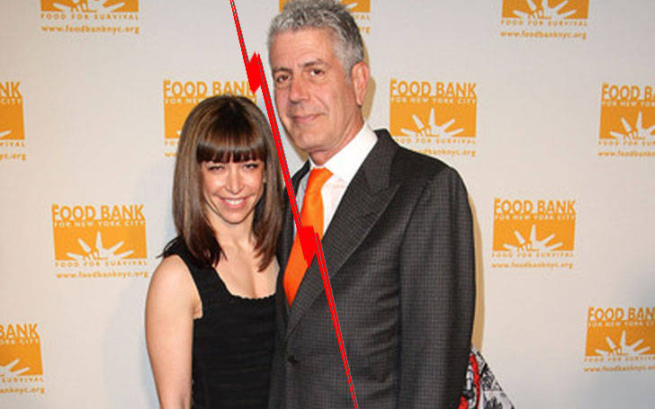 Where is Chef Anthony Bourdain's ex-wife Nancy Putkoski now?