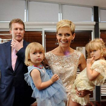 Jessica Rowe married Peter Overton in 2004, Happily living with 2 children in Sydney, Australia