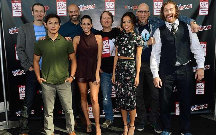 big hero 6 cast