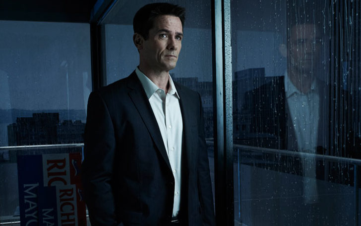 Billy Campbell girlfri...