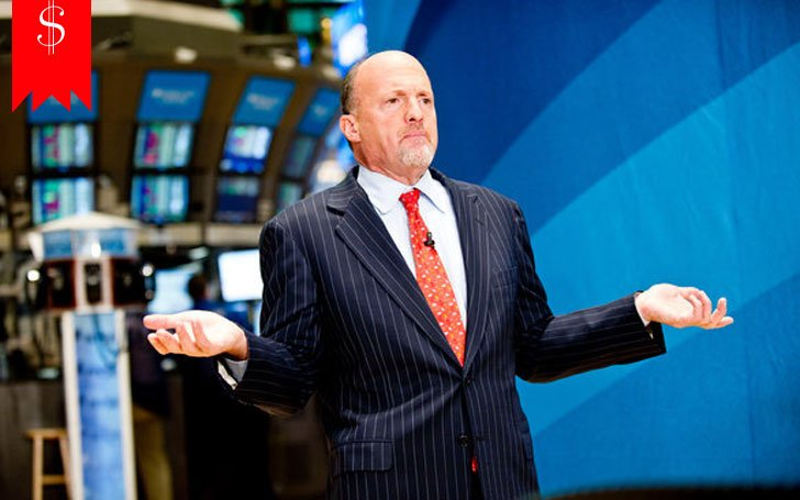 CNBC's Jim Cramer estimated Net Worth around $100 million. What's his Annual Salary in 2017?