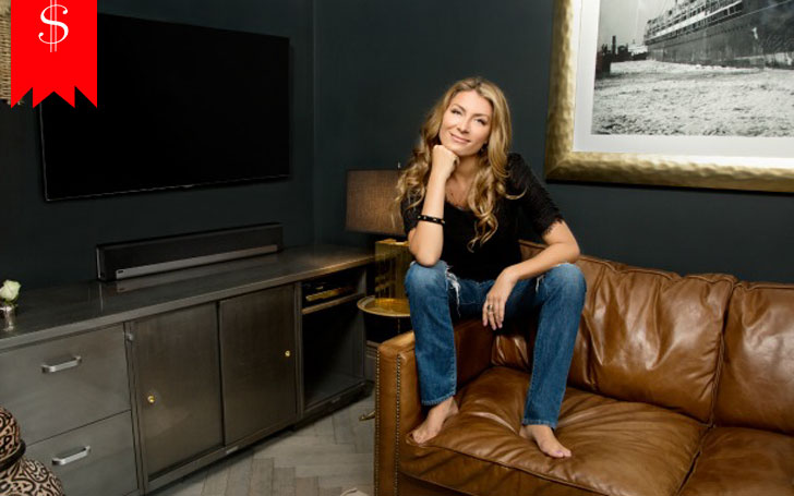 HGTV's Host Genevieve Gorder estimated Net Worth around $5 million, find out her Sources of Income