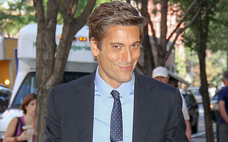 Is ABC's David Muir gay? Are the shirtless photos real? What is his religion?
