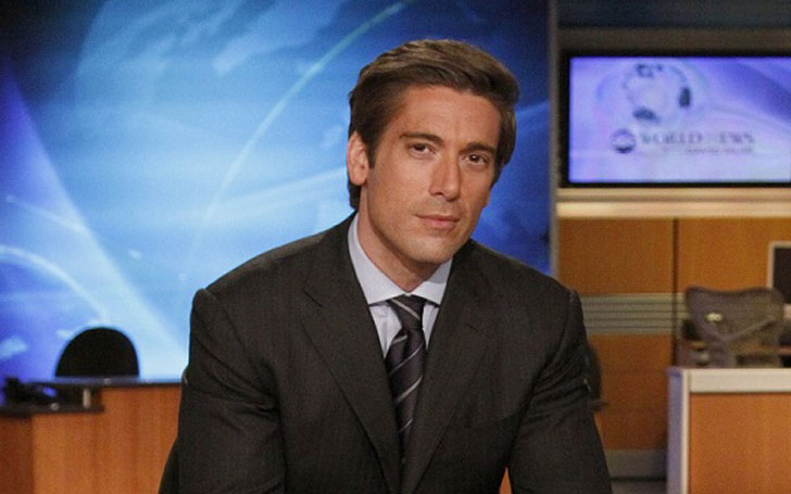 Is David Muir gay?