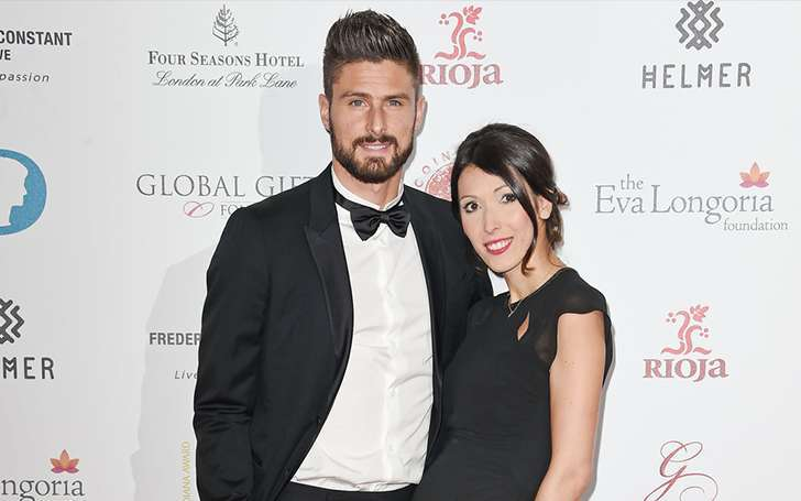 Uncover Jennifer Giroud and French striker Olivier Giroud's Happy Married life, here