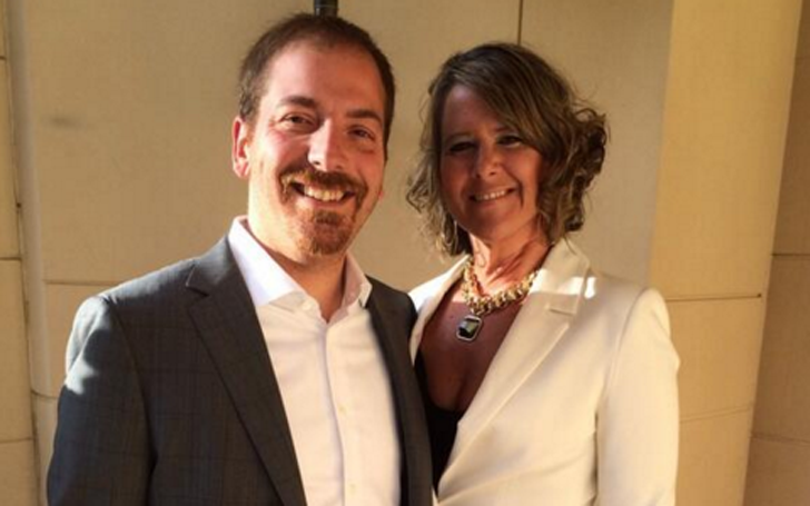 Kristian Todd, a wife of Chuck Todd