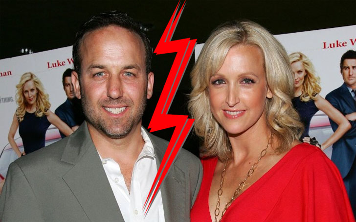 Lara Spencer Married and divorce