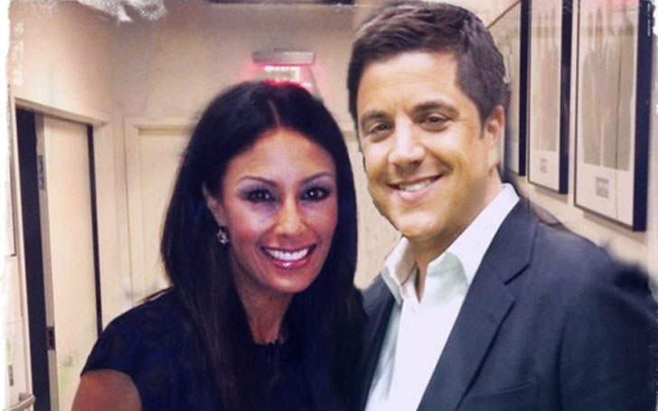 Liz Cho and Josh Elliott