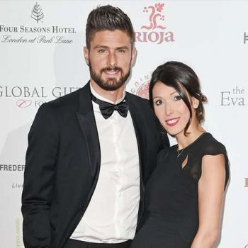Jennifer Giroud And Her Footballer Husband Olivier Giroud's Married Life And Complications