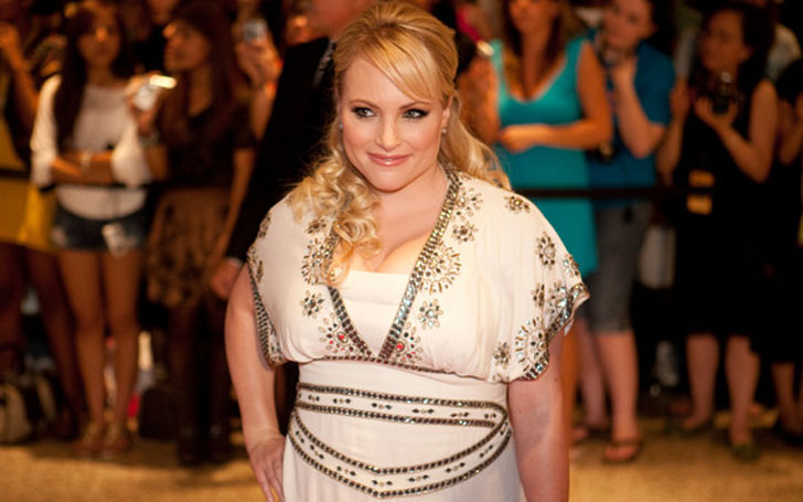 Let the world know about Meghan McCain.  Find more about the columnist's married life and parents