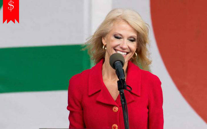 How much does Kellyanne Conway earn? Information on her age, net worth and personal life