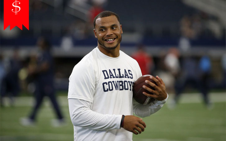 What's Dak Prescott Annual Salary? Find out his net worth and Career as Football Player