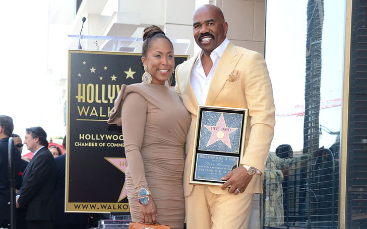 Marjorie Bridges-Woods Wife of Comedian Steve Harvey, Know about their Married Life