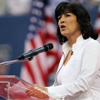 What's the Net Worth of Journalist Christiane Amanpour? Find out his Annual Salary and Career
