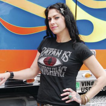 What's the Net Worth of TV personality Danielle Colby? When did she join American Pickers?