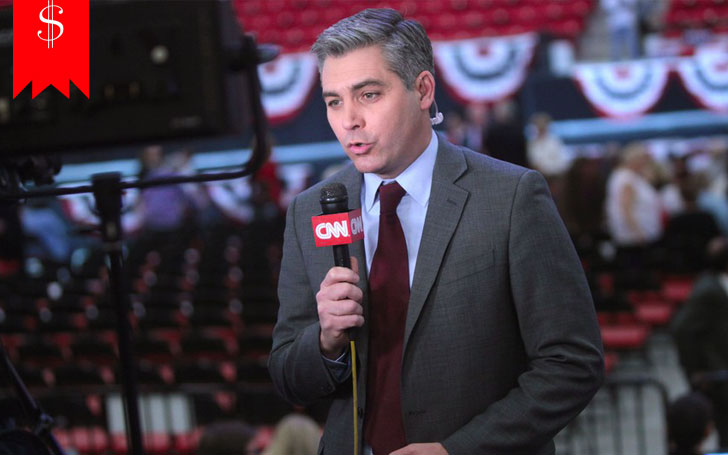 What's the Net Worth of Jim Acosta?  Find out his annual Salary and Career.