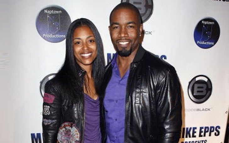 Courtenay Chatman, Michael Jai White's ex-wife, Where is she these days?