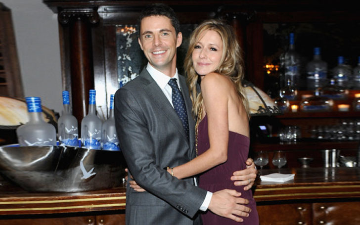 Sophie Dymoke's Life with her Partner Matthew Goode. Did they get secretly married?