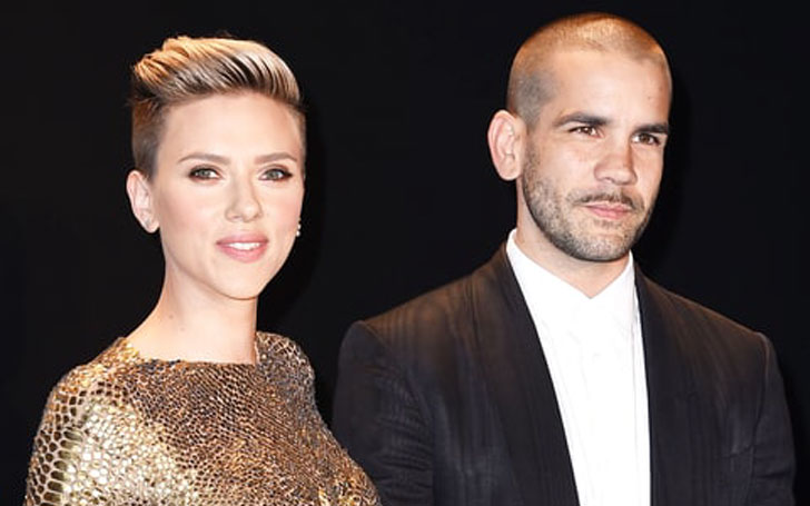 Is Scarlett Johansson Divorced from Romain Dauriac?