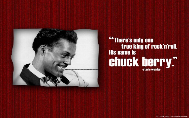 Looking Back At The Life Of Chuck Berry, The Rock And Roll King Of Good Times