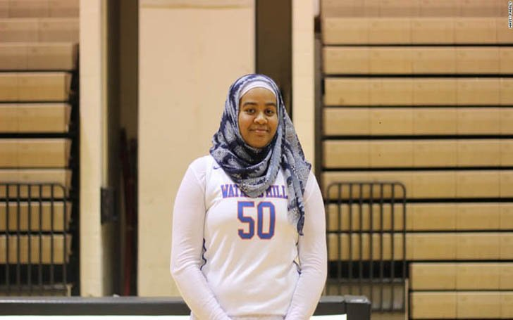 A School Girl In America Was Stopped From Playing Basketball Because She Wears Hijab