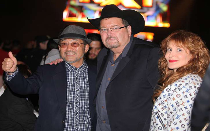Pro Wrestling Announcer, Jim Ross In Grief. Wife Died At 55 In An Accident