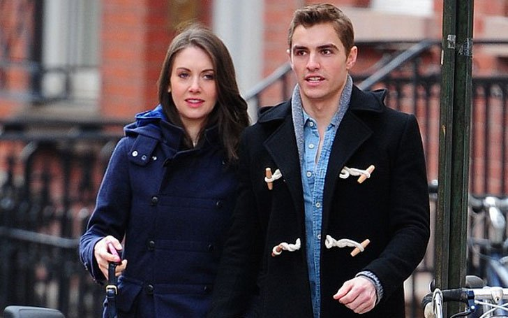 Dave Franco is married to girlfriend Alison Brie. Did he hint us his marriage date?