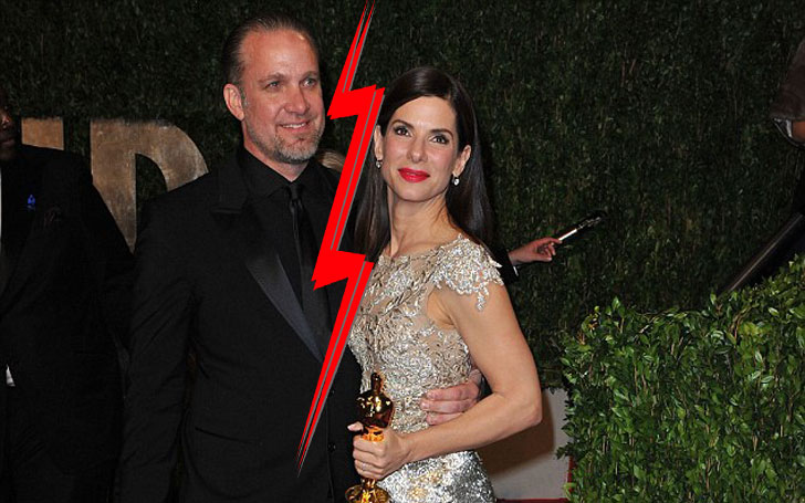 Sandra Bullock's ex-husband Jesse James Opened Up about his cheating,Ruined his married life