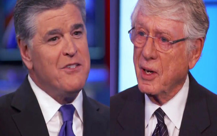 Ted Koppel Had A Worse Discussion With Sean Hannity Of Fox News On Polarization Of Politics
