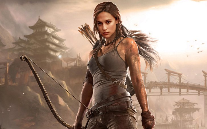 Alicia Vikander Aces It As Lara Croft In The First Look Of Tomb Raider