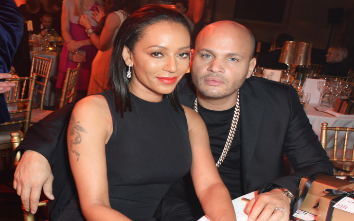 Mel B gets a restraining order against her husband who beat her and got her nanny pregnant