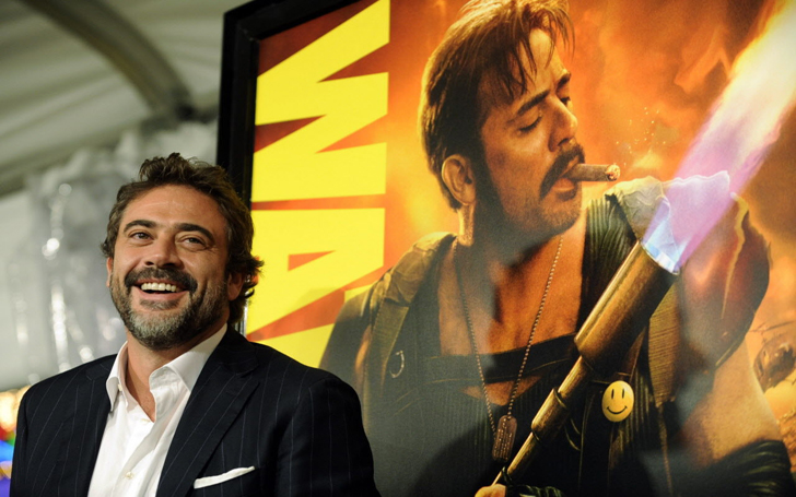 After Dwayne Johnson, Jeffrey Dean Morgan Joins The Cast Of Rampage