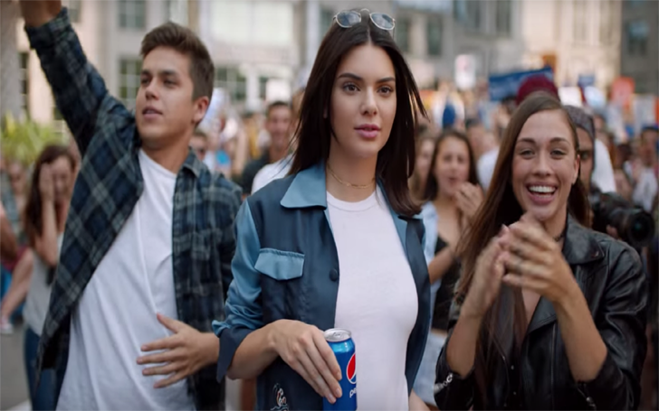 Pepsi In Controversy Again. This Time With Ad Featuring Kendall Jenner