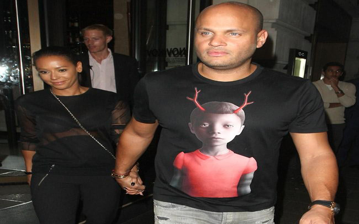Mel B's Sister Danielle Backlashes Former Brother In Law Stephen Belafonte