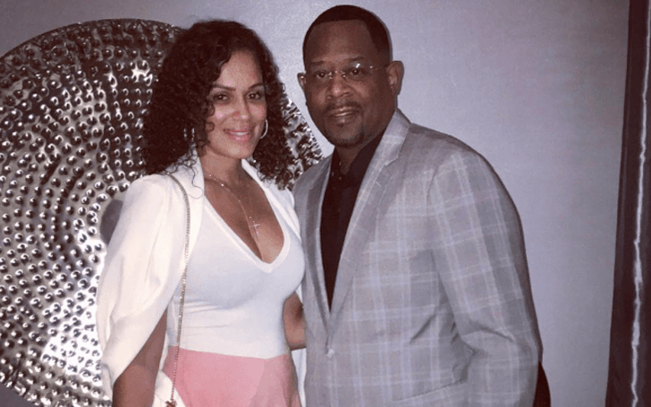 Martin Lawrence engaged for the third time! Is he marrying girlfriend Roberta Moradfar?