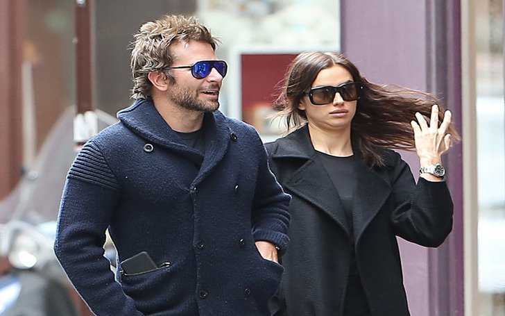 Bradley Cooper And Irina Shayk Are Proud Parents Now