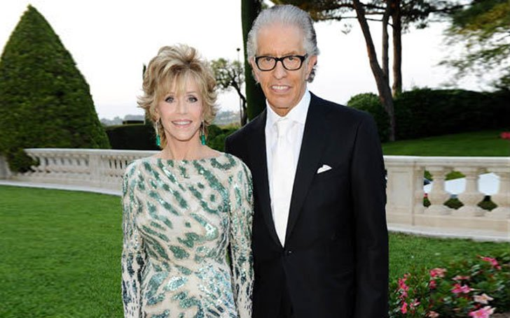 Richard Perry and his wife Jane Fonda announces their divorce after 8 years of Together