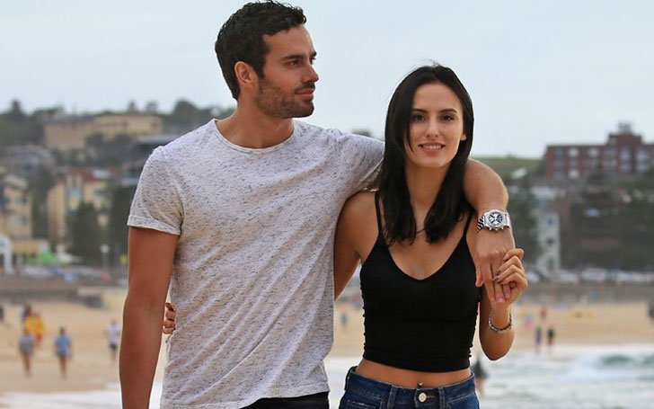 Lucy Watson and boyfriend on a vacation after quitting Made in Chelsea? Photos here