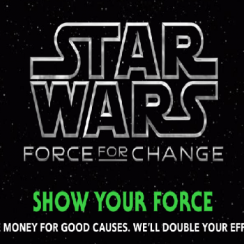Daisy Ridley and Mark Hamill Celebrates 40 Years Of Star Wars With Disney�s Force For Change
