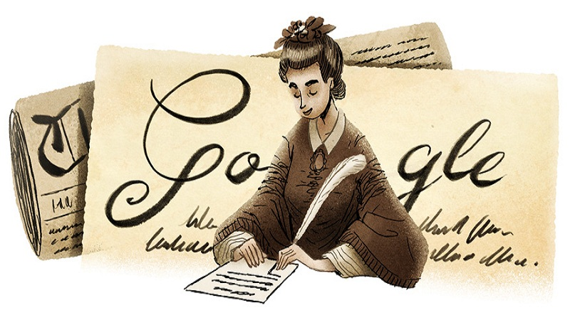 Australian Feminist Henrietta Augusta Dugdale honored by Google and featured on the homepage