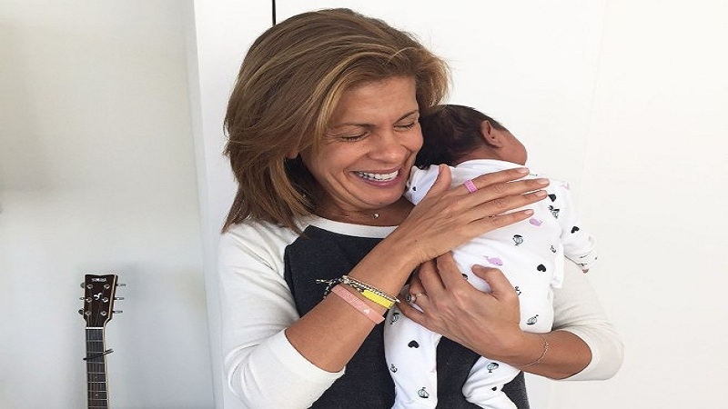 Hoda Kotb on her last days of her leave. Talks about her child Haley
