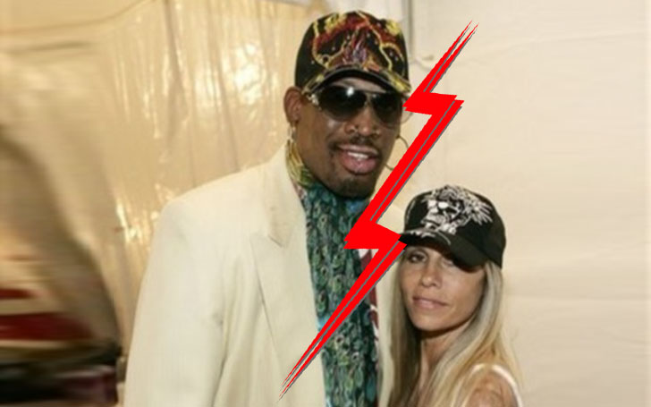 Dennis Rodman divorced his Third Wife Michelle Moyer, Find out his Current Affairs and Relationship