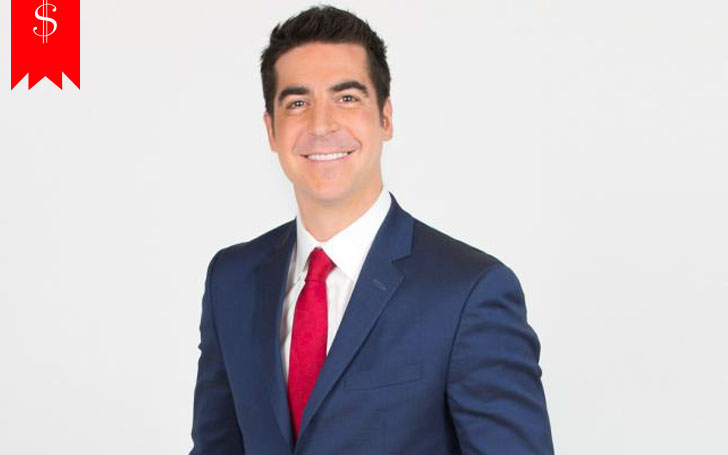 How much is Jesse Watters Net worth? Know about his Career and Awards