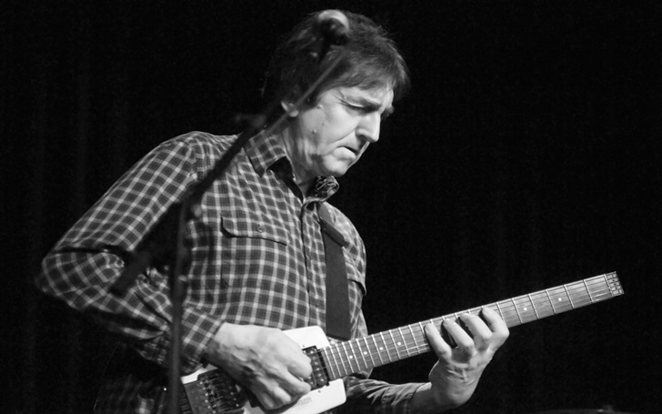 The Grammy Nominated Guitarist Allan Holdsworth died at 70