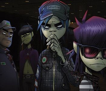 British virtual band Gorillaz declared North American tour after 7 years