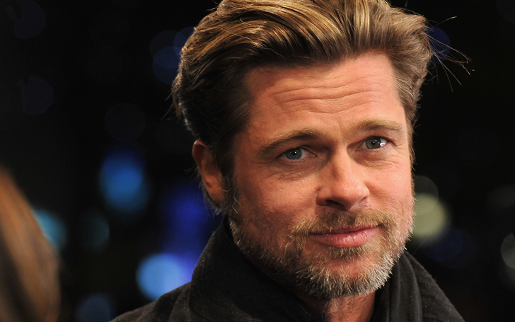Brad Pitt After His Broken Marriage With Angelina Jolie Seems Disturbed
