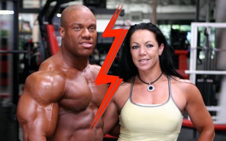 from Damian dating bodybuilder woman