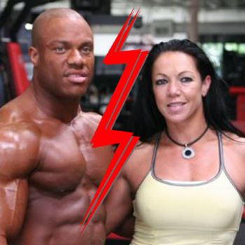 IFBB's Bodybuilder Phil Heath Dating A New Girlfriend After Divorce from Ex-Wife Jennie Laxson Heath