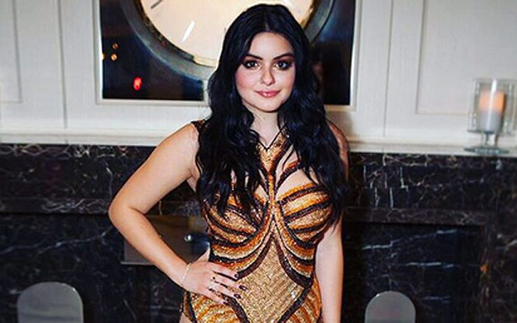 Who is Ariel Winter dating? Know more about her past affairs and boyfriends